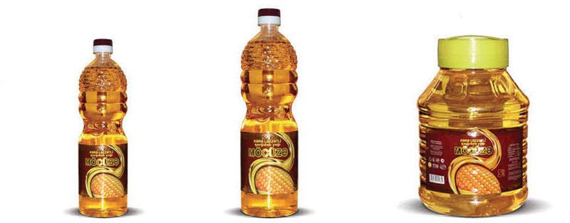 DAPNA - Trading Company - Mocüzə Corn oil
